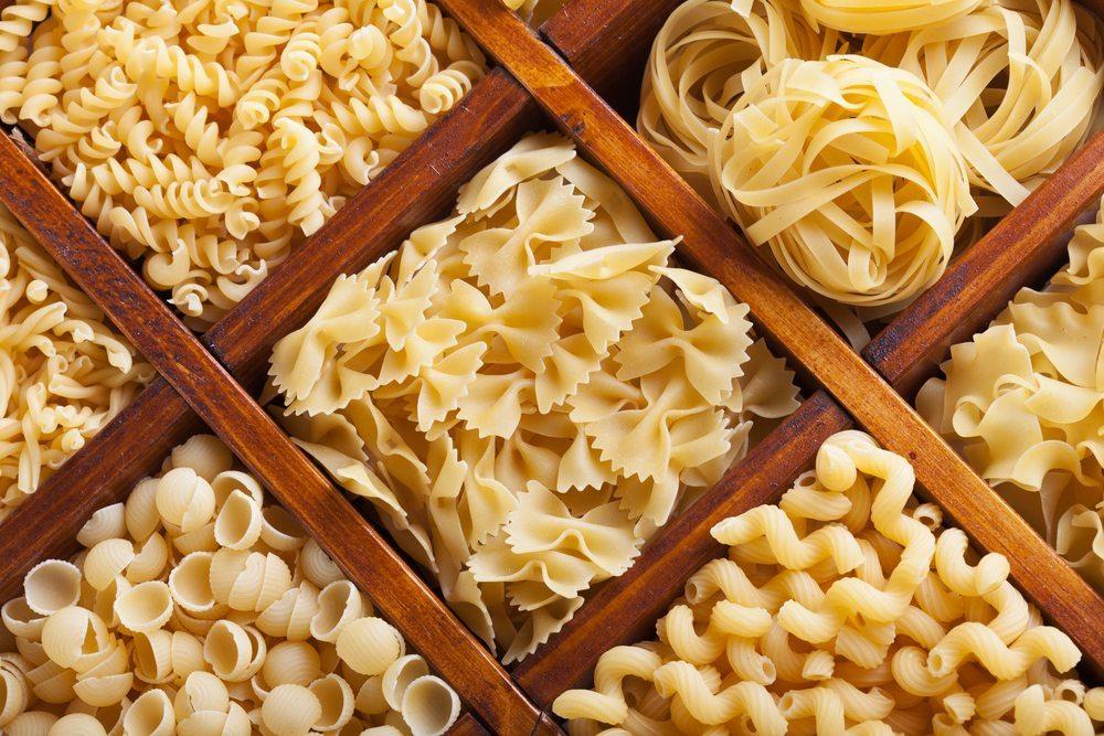 Nudeln auf Vorrat herstellen. (Bild: Nagy-Bagoly Arpad / Shutterstock.com)