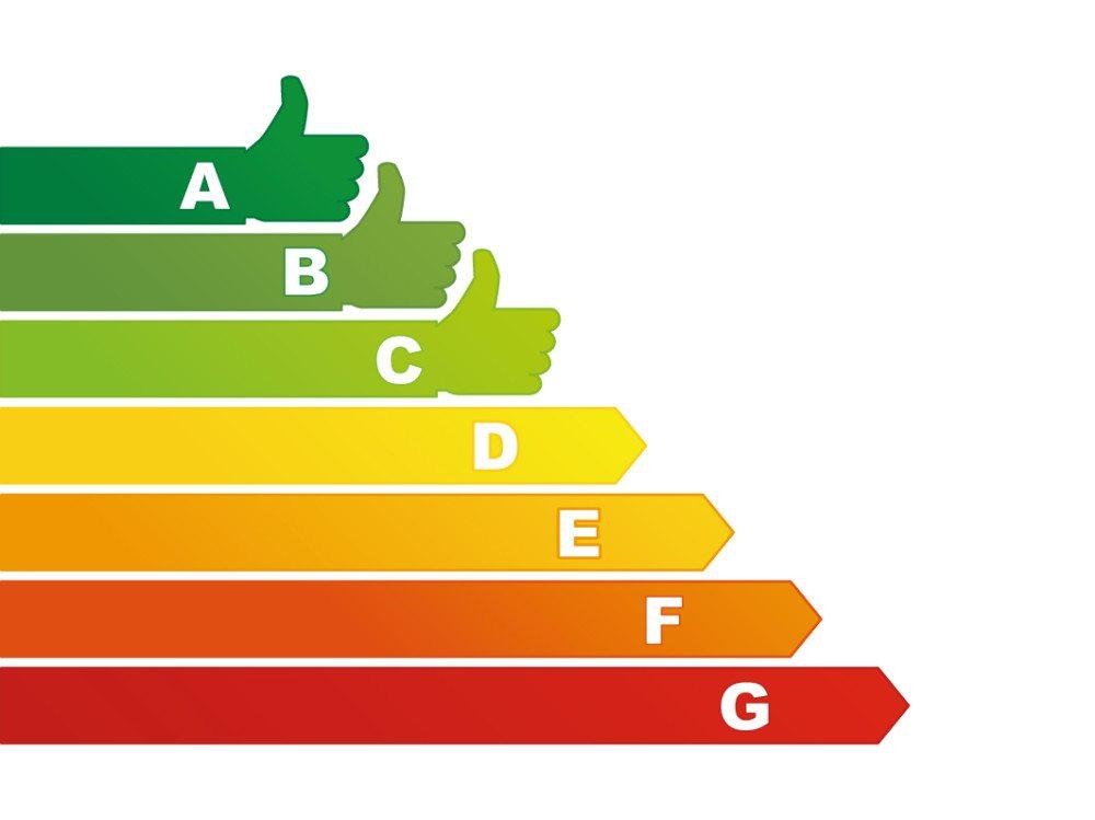 Energieeffizienz ermöglicht Rückschlüsse auf Betriebskosten. (Bild: Blablo101 / Shutterstock.com)