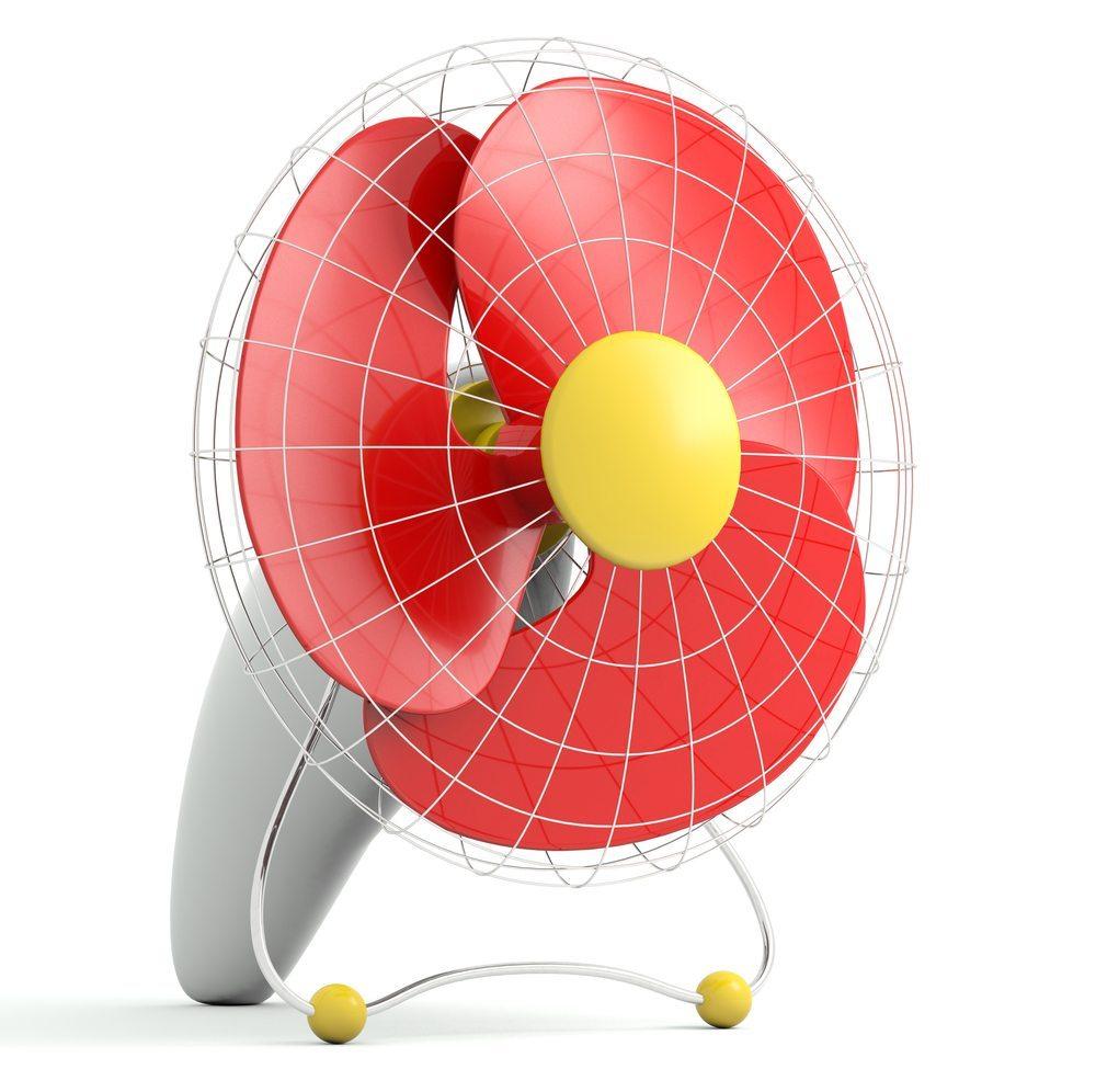 Ventilatoren für den Privatanwender. (Bild: disfera / Shutterstock.com)