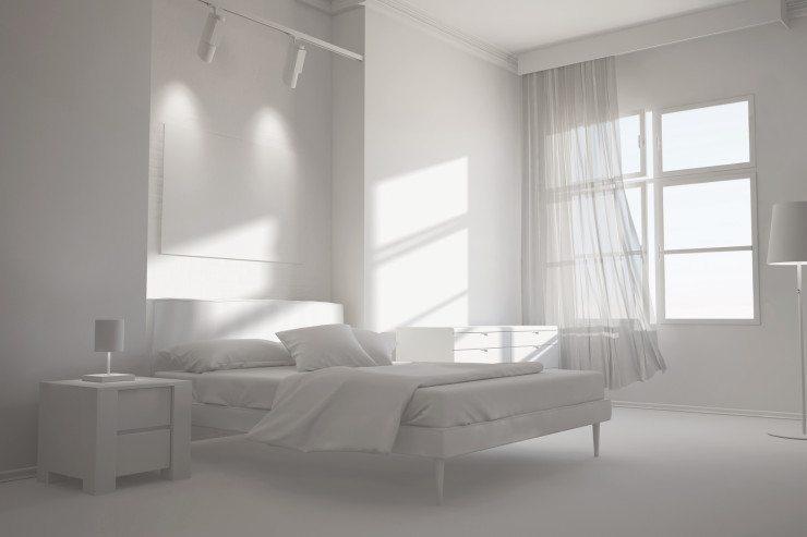 Das richtige Bett sorgt für traumhaften Schlaf. (Bild: © Robert Kneschke - Fotolia.com)