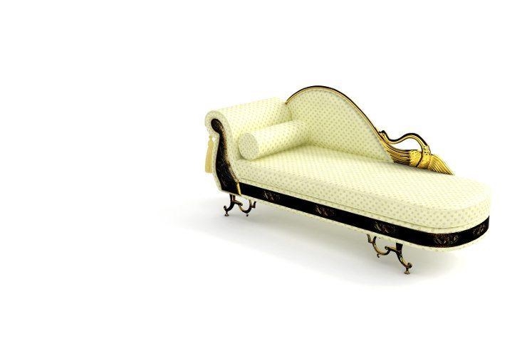 Polstermöbel dürfen ruhig extravagant sein. (Bild: © arsdigital - Fotolia.com)