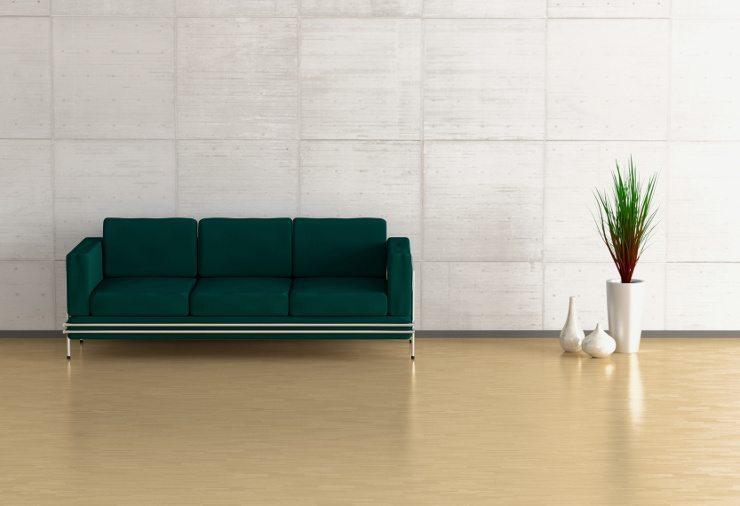 So schick kann ein Sofa sein. (Bild: © fischer-cg.de - Fotolia.com)