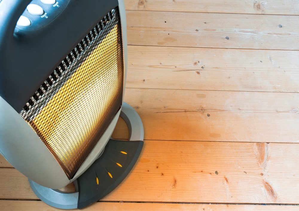 Strom betriebene Alternative der Infrarotheizung. (Bild: Oliver Sved / Shutterstock.com)