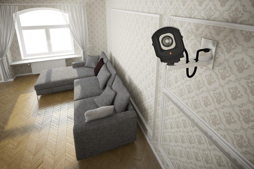 Überwachungskamera. (Bild: F.Schmidt / Shutterstock.com)