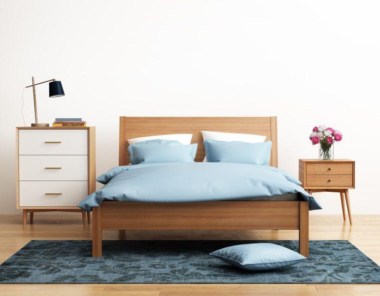 Wohlig schlafen im gemütlichen Bett. (Bild: © Mihalis A. - Fotolia.com)