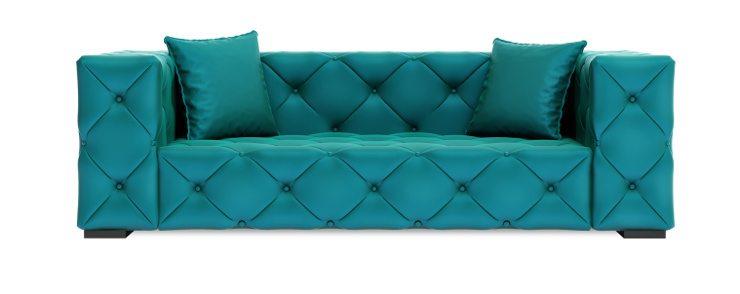 Ein Sofa darf ruhig ausgefallen sein. (Bild: © Mihalis-A. - Fotolia.com)