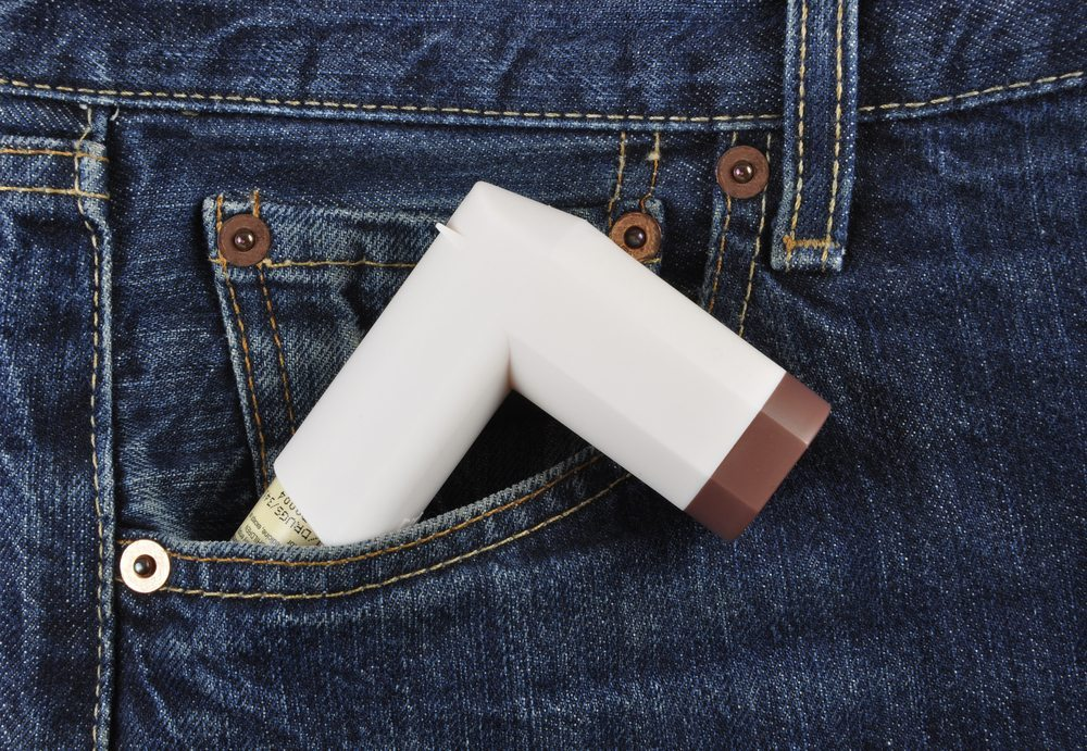 Wenn Sie ein Kind mit einem Tascheninhalator ausstatten(Bild : Jurie / Shutterstock.com)