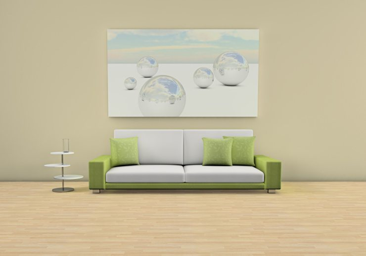 Polstermöbel sind wahre Ruhepole. (Bild: © w3-media.de - fotolia.com)
