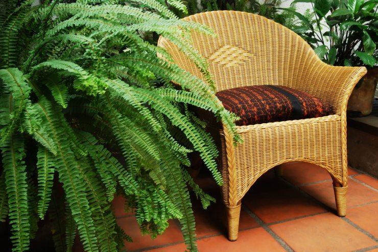 Rattanmöbel sind eine echte Augenweide im heimischen Garten. (Bild: © dogandcat13 - fotolia.com)