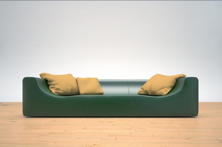 Das Sofa ist zentraler Treffpunkt und sorgt für den nötigen Wohlfühlfaktor. (Bild: © F.Schmidt - fotolia.com)