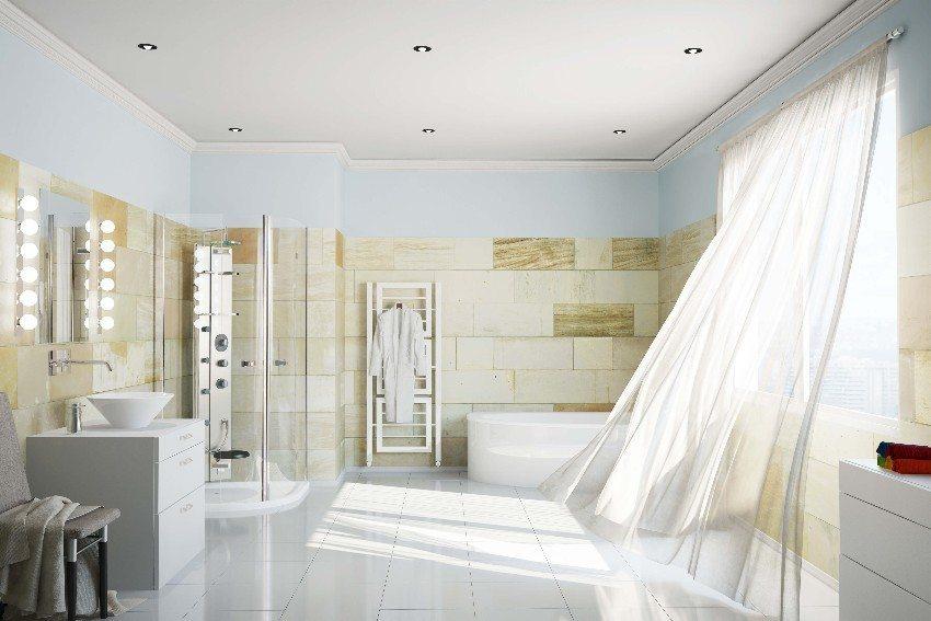 Für die Reinigung von Steingutfliesen reichen in der Regel ein neutraler Reiniger und viel Wasser. (Bild: © Robert Kneschke - fotolia.com)