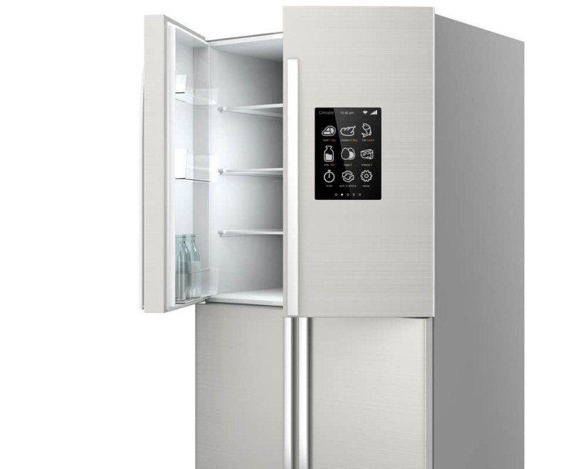 Ein intelligenter Kühlschrank macht das Leben leichter. (Bild: © Chesky - shutterstock.com)