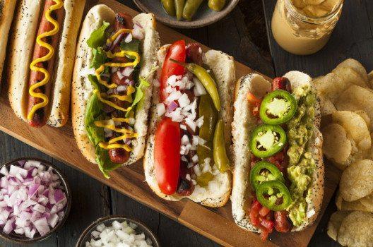Hot Dogs sind allseits beliebt. (Bild: Brent Hofacker – fotolia.com)