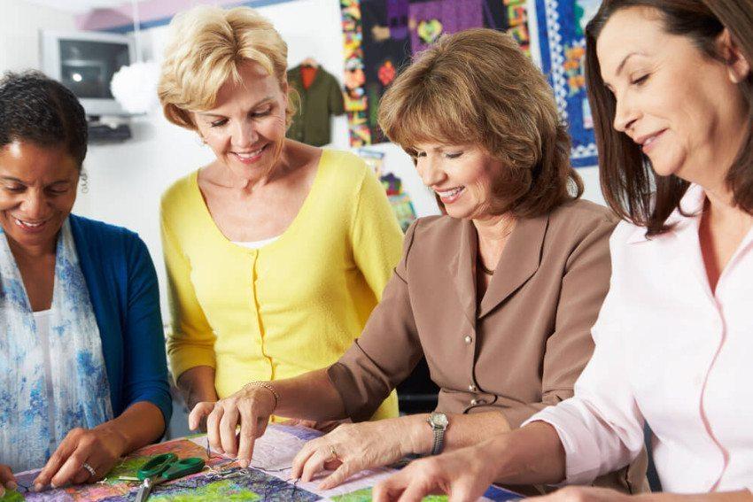 Speziell für die Erstellung von Quilts eignet sich die Bernina Quilter's Edition. (Bild: © Monkey Business Images - shutterstock.com)