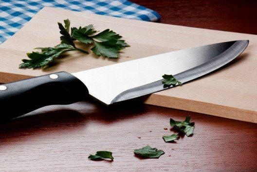 Ein stumpfes Messer ist gefährlicher als ein scharfes. (Bild: Vladimir Jotov – shutterstock.com)