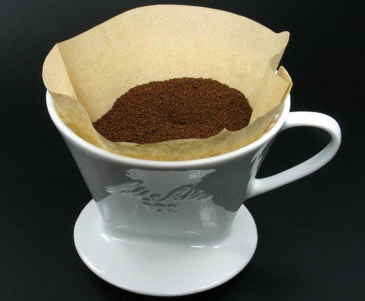 Kaffeefilter (Bild: Elke Wetzig, Wikimedia, GNU)