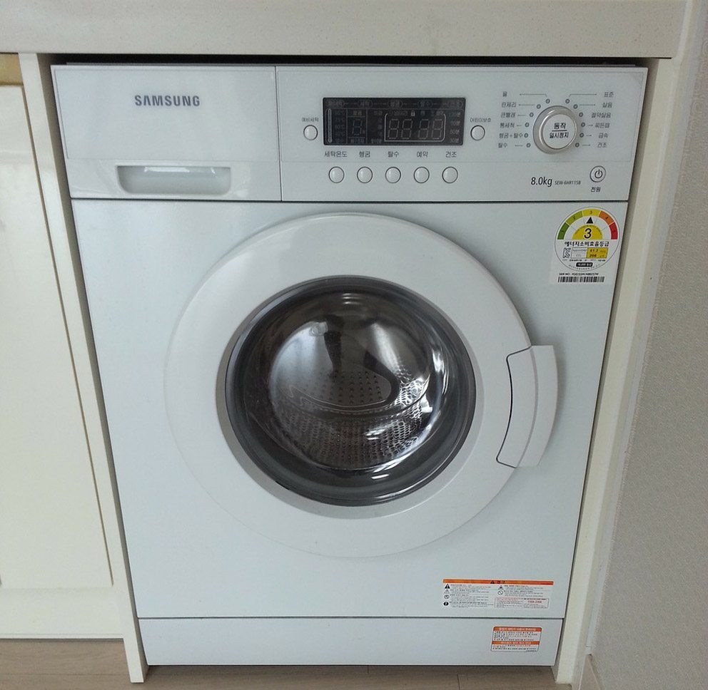 sparsame haushaltsgeräte – worauf beim kauf zu achten ist  ~ Waschmaschine Wasserverbrauch