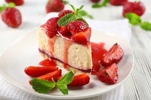 American Cheesecake (Bild: © Africa Studio - shutterstock.com)