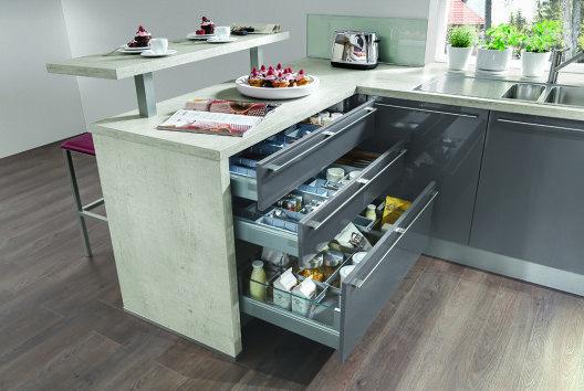 Die Investition in eine neue Küche ist in der Regel eine sehr langfristige Angelegenheit. (Bild: AMK)