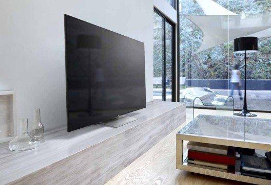 Im Januar präsentierte Sony auf der CES seine neuen 4K und Full HD Fernseher. (Bild: Sony Electronics)