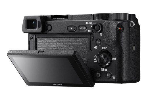 Die Alpha 6300 von Sony (Bild: Sony Corporation)