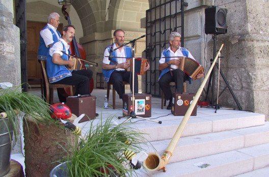 Volksmusik (Bild: biomarche.ch)