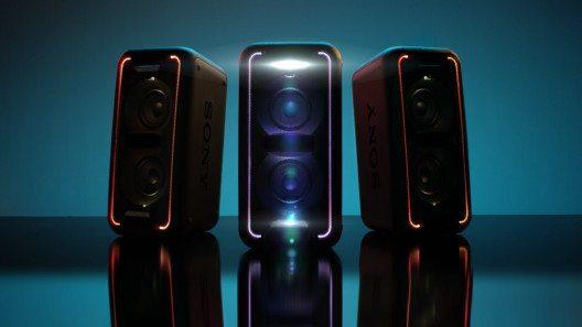 Das neue High Power Home-Audio-System GTK-XB7 (Bild: Sony)