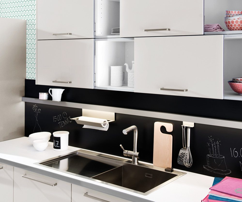 Häcker Küchen: Cristall Satin