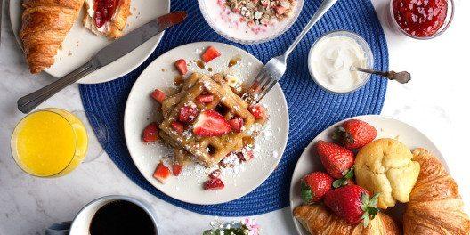 Erdbeere ist eine wunderbare Geschmacksergänzung zu anderen kulinarischen Köstlichkeiten. (Bild: Electrolux)