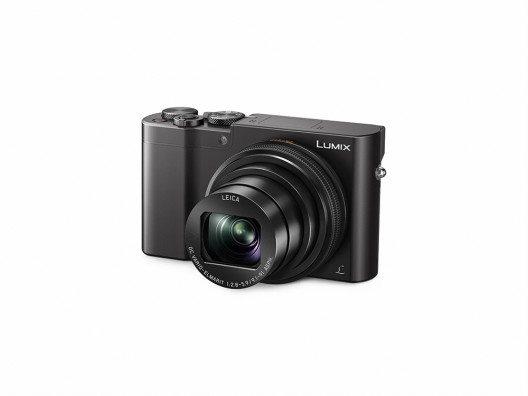 LUMIX TZ101 (Bild: © Panasonic Switzerland)