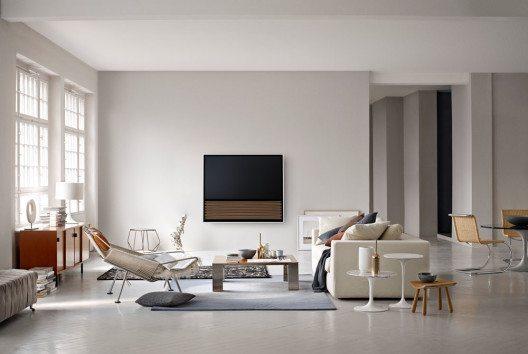 Das neue Kult-TV-Gerät von Bang & Olufsen (Bild: Bang & Olufsen)