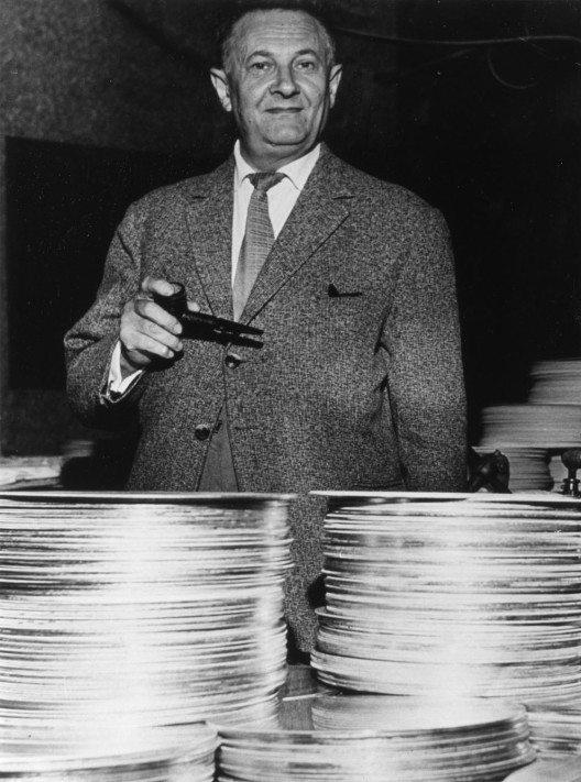 Marc Grégoire – Erfinder der Antihaft-Versiegelung. (Bild: Tefal)