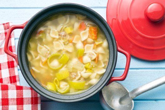 Warme Suppe (Bild: © Jiri Hera - shutterstock.com)