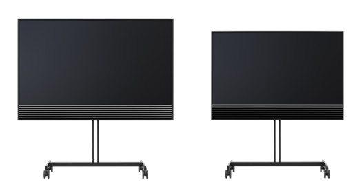 BeoVision Horizon kann äusserst flexibel platziert werden. (Bild: Bang & Olufsen)
