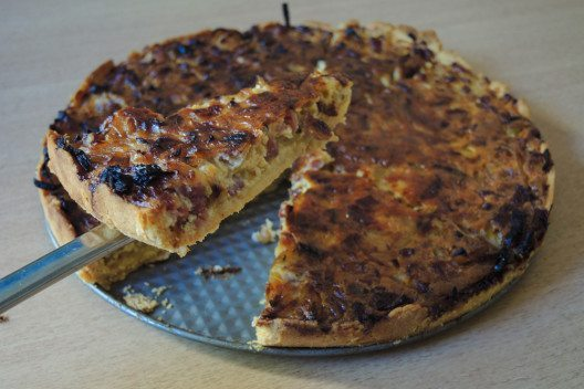 Zwiebelkuchen (Bild: livingpress.de)