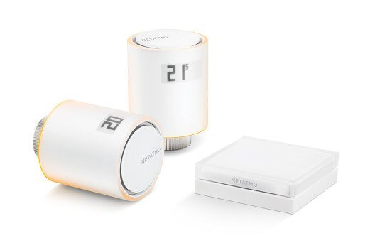 Netatmo, Hersteller von Smart-Home-Zubehör, stellt seine neuen smarten Heizkörperthermostate vor, die erhebliches Energiesparpotenzial bieten. (Bild: © Netatmo)