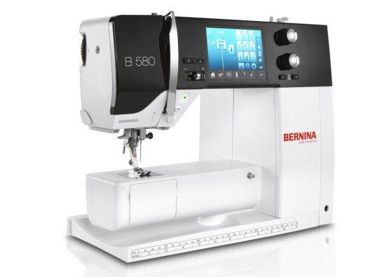 Bernina 580 (Bild: Bernina)
