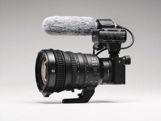 Interne 4K Videos - Sony Alpha 6500 (Bild: © Sony)