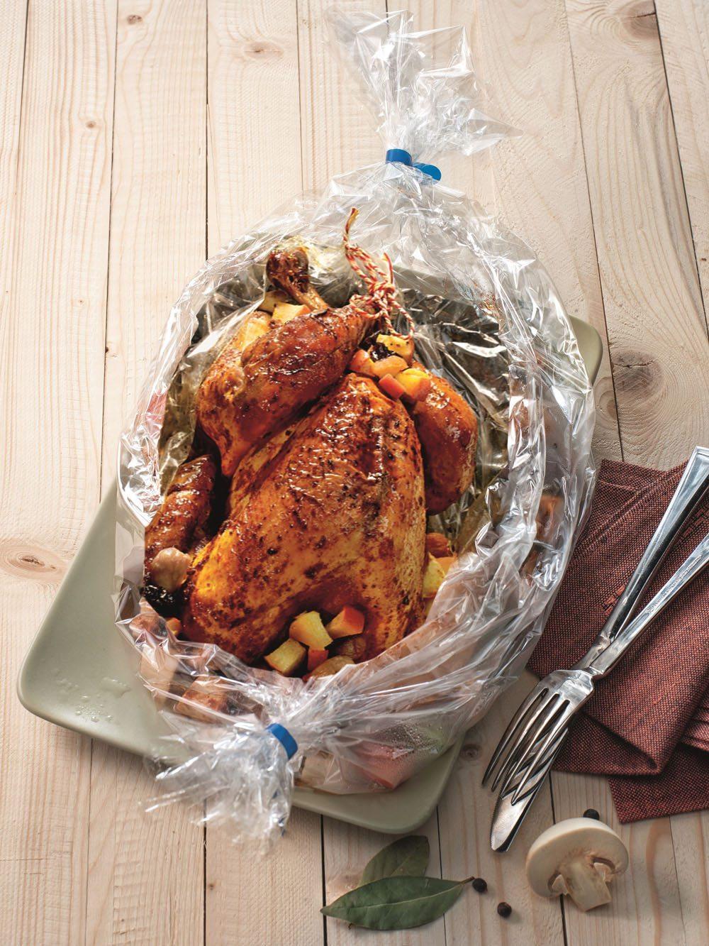Köstliche Gerichte zubereiten mit Toppits  ~ Backofen Gemüse