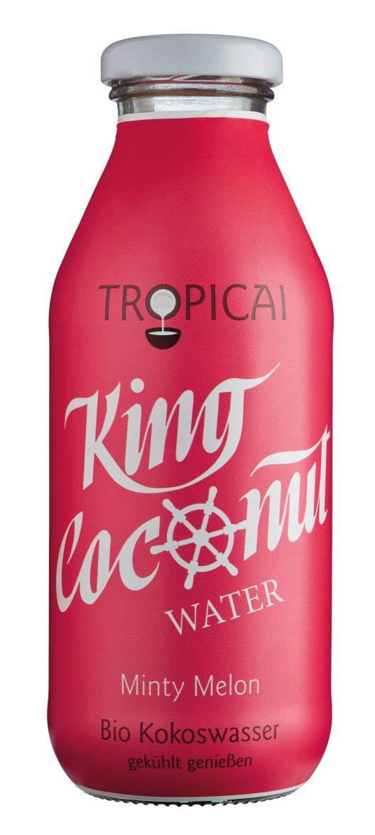 "King Coconut Water ""Minty Melon"""