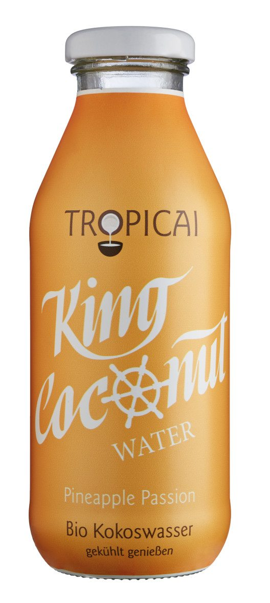"""King Coconut Water """"Pineapple Passion"""""""