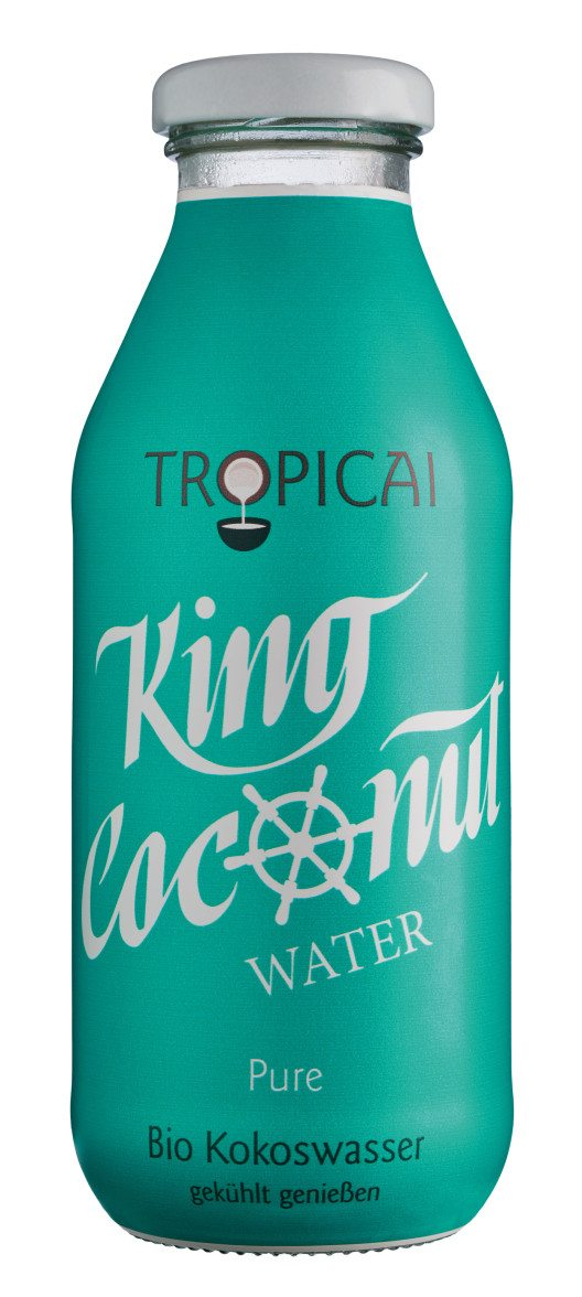"""King Coconut Water """"Pure"""""""