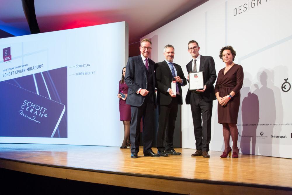 Rat für Formgebung, Frankfurt am Main, Iconic Awards 2017
