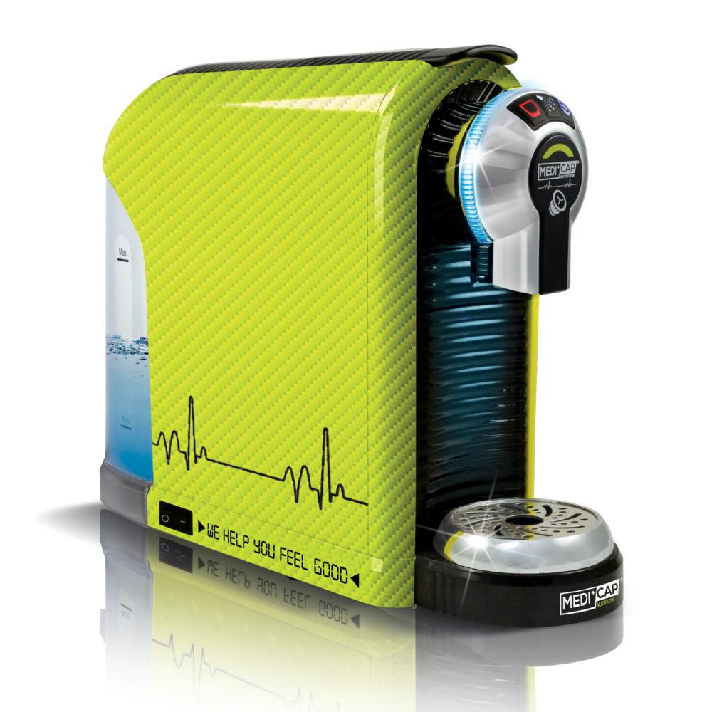 Manor Medicap Kapselmaschine Recovery DELUXE, acht Farben verfügbar, CHF 149.−