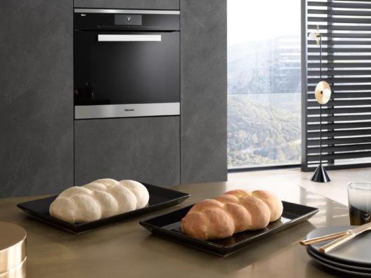 Wer mal ein Brot ohne Kruste backen möchte – im Dialoggarer ist das möglich.