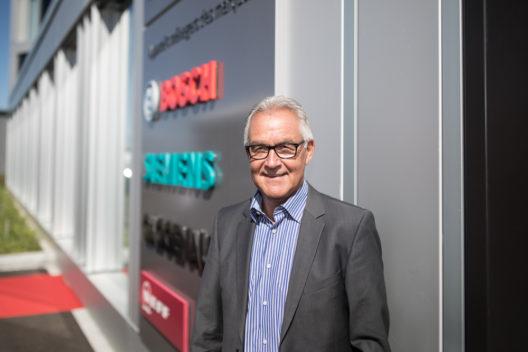 Max Leuenberger, CEO der BSH Hausgeräte AG (Bild: © Stéphane Schmutz / STEMUTZ.COM)