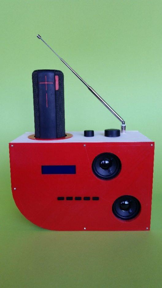 "Gewinner Tessin: Anthony Panella aus Cantello, DAB+ Radio ""UE BOOM"""