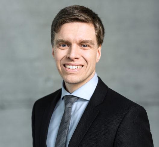 Lars Völkel © obs/Franke Group/balz murer