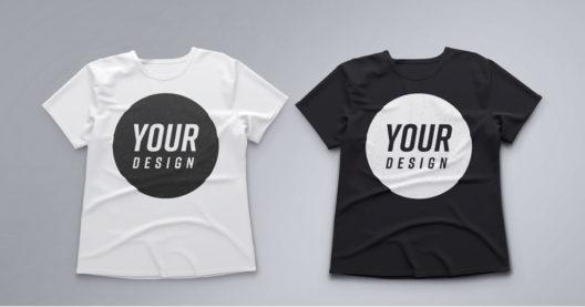 T-Shirts nach eigenem Gusto bedrucken (Bild: StonePictures – shutterstock.com)