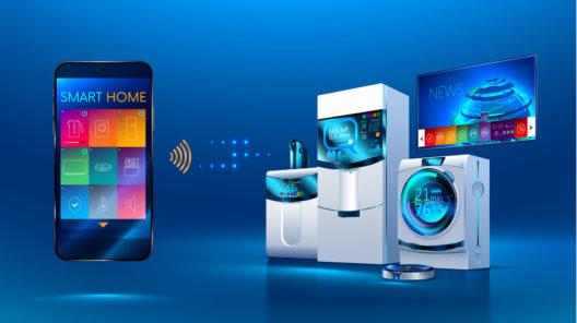 Intelligente Haushaltsgeräte machen das Leben leichter. (Bild: Andrey Suslov - shutterstock.com)